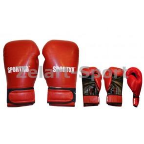 Перчатки боксерские детские Кожвинил SPORTKO PD-2
