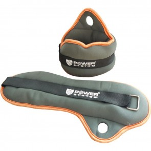 Утяжелители для запястья Power System Wrist Weight 0,5 kg