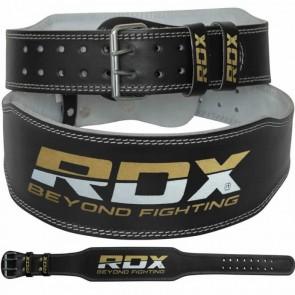 Пояс для тяжелой атлетики RDX gold