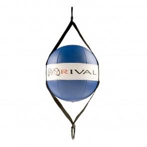 Пневмогруша на растяжках RIVAL Double End Bag Ø20/22.5 см