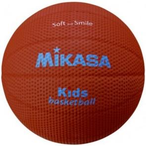Мяч баскетбольный для детей Mikasa SB512-BR