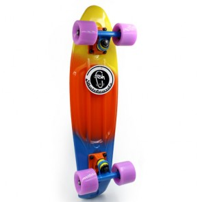 Скейт Penny Board FISH COLOR SK-402-9