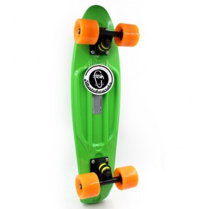 Скейт Penny Board  COLOR POINT FISH SK-403-11