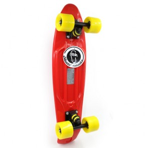 Скейт Penny Board  COLOR POINT FISH SK-403-12
