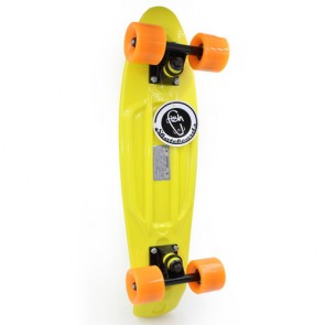 Скейт Penny Board  COLOR POINT FISH SK-403-3