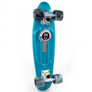 Скейт Penny Board Swirl fish SK-404-17