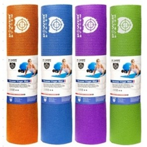 Йога-мат Power System Fitness-Yoga mat PS-4014