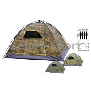 Палатка-автомат с автоматическим каркасом 4-х местная SY-A08-HG