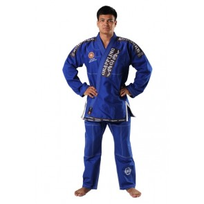 Кимоно для джиу-джитсу GI Grappling PREMIER blue