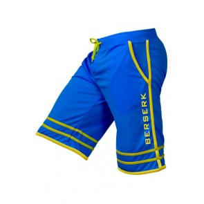 Шорты BERSERK SPORT ATHLETIC VINTAGE SHORT blue
