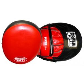 """Лапы боксерские Green Hill """"Super"""""""
