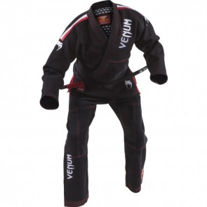 Кимоно для джиу-джитсу Venum Absolute BJJ GI - Black