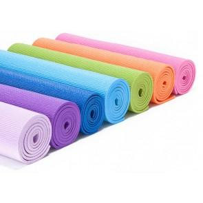 Коврик для фитнеса PVC 4мм FI-4986 Yoga mat