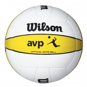 Мяч волейбольный Wilson AVP OFFICIAL GAME VBALL SS14