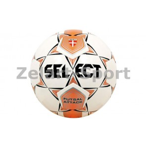 Футзальный мяч №4 SELECT FUTSAL Z-ATTACK-14 Club training