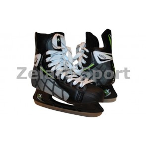 Коньки хоккейные PVC Z-2061-44