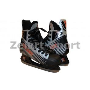 Коньки хоккейные PVC Z-2062-45