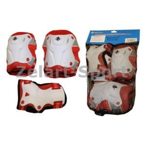 Защита спортивная наколенники, налокот., перчатки ZEL Z-7018K