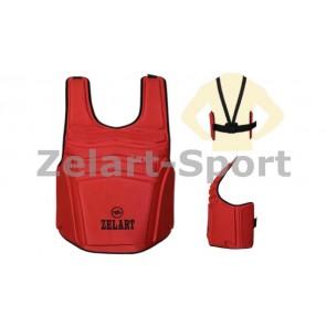Защита груди (жилет) одностор. EVA+неопрен ZEL ZB-4221