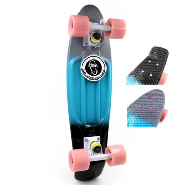 Скейт Penny Board Fish Color Point SK-407-1
