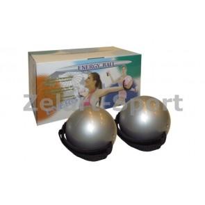 Мячи-утяжелители для фитнеса и пилатеса ENERGY BALL PS 030-0,5LB