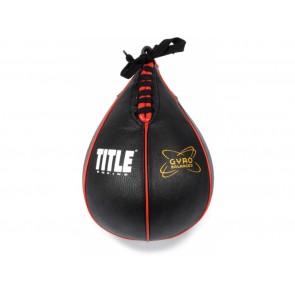 Скоростная пневмогруша TITLE Boxing Gyro Balanced Speed Bags