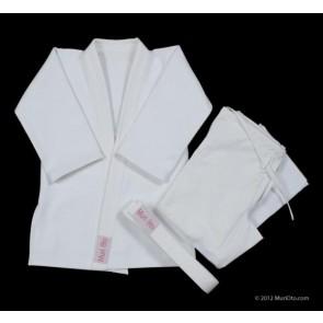 Детское кимоно для дзюдо Muri Oto плетеное 650 г/м2