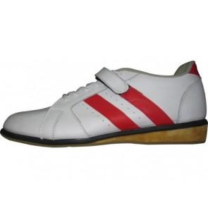 Штангетки (обувь для тяжелой атлетики) кожа OB-8363