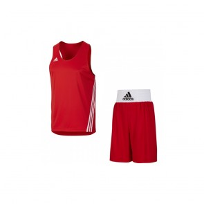 Боксерская форма Base Punch Boxing red