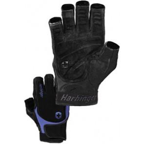 Перчатки для фитнеса HARBINGER Women's 1265 Training Grip WristWrap