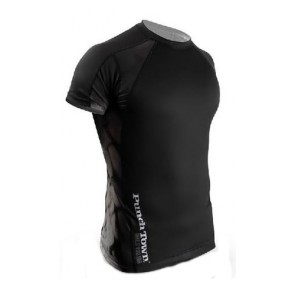 Рашгард PunchTown Crush Rash Guard Short Sleeve