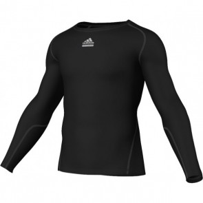 Спортивная футболка Adidas techfit Cut & Sewn Long Sleeve
