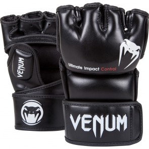 Перчатки Venum Impact MMA Gloves - Skintex Leather