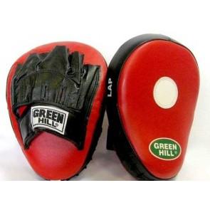 """Боксерские лапы Green Hill """"LAP"""""""