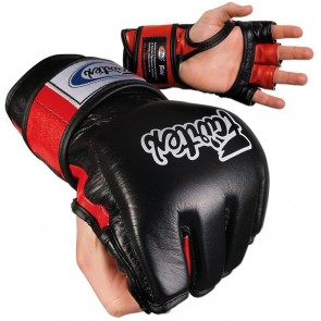 Перчатки для ММА FAIRTEX Ultimate Combat MMA Gloves - Open Thumb
