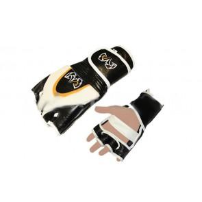 Перчатки для смешанных единоборств MMA Кожа RIV MA-3305