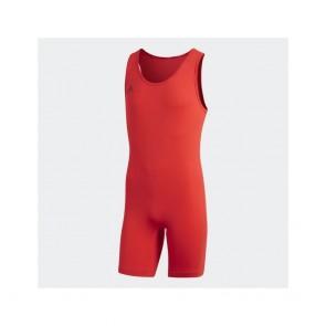 Костюм для тяжелой атлетики PowerLiftSuit Adidas CW5647 (красного цвета)