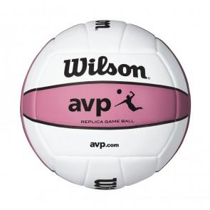 Волейбольный мяч Wilson AVP REPLICA PINK - DEFL SS14