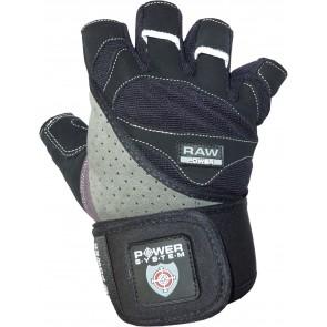 Перчатки Raw Power с напульсником