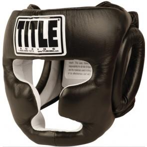 Закрытый шлем TITLE