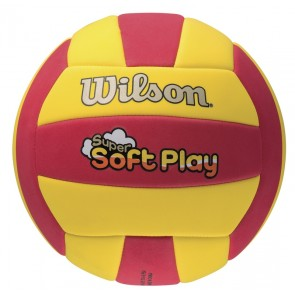 Волейбольный мяч Wilson SUPER SOFT PLAY VB RDYE B SS14