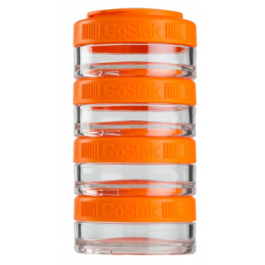 BlenderBottle GoStak Starter 4 Pak 4 *40ml