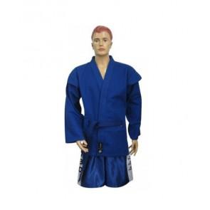 Кимоно для самбо красное MA-3210