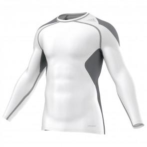 Компрессионная футболка Adidas TF COOL LS S19451
