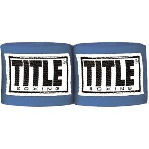 "Боксерские бинты TITLE Boxing 120 "" Semi-Elastic"