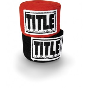 Боксерские бинты TITLE Boxing Traditional