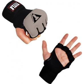 Боксерские бинты/защита кулаков TITLE Platinum Hybrid Gel