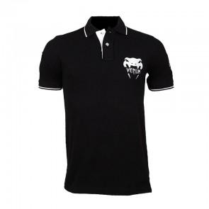 Футболка Venum Wand Fight Team Polo - Black