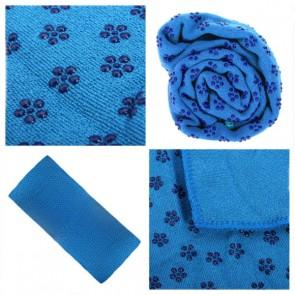 Коврик-полотенце для йоги Yoga mat towel FI-4938