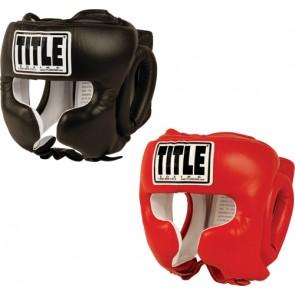 Шлем боксерский TITLE Boxing Traditional